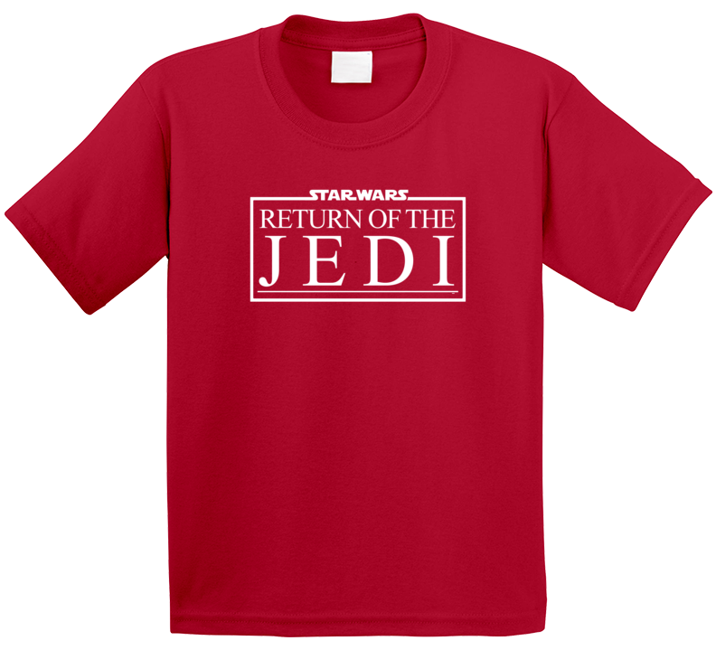 Return Of The Jedi T Shirt