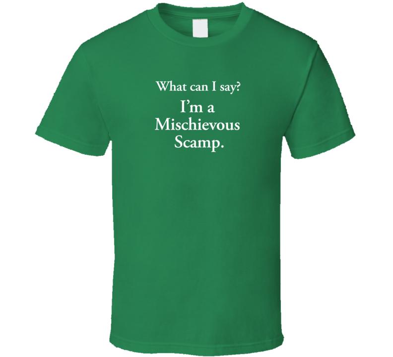 Loki Mischievous Scamp T Shirt