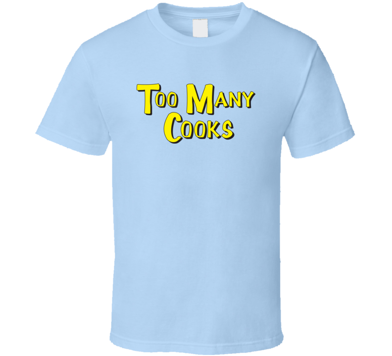 Too Many Cooks Adult Swim Inspired T Shirt