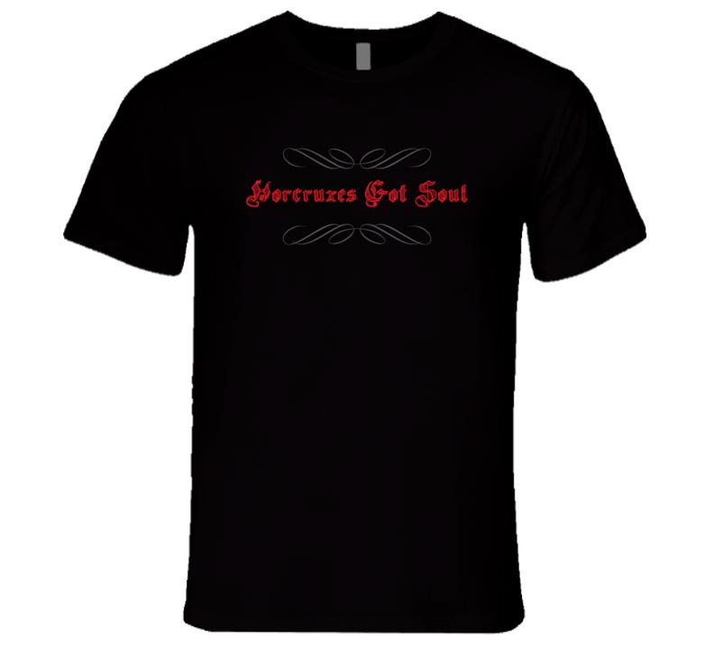 Horcruxes Got Soul Harry Potter Inspired T Shirt