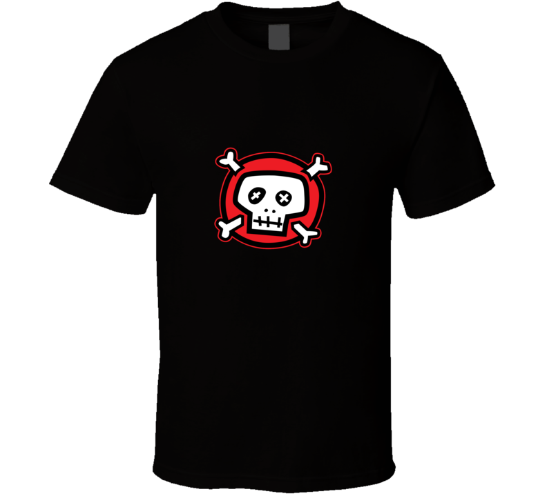 Skull And Cross Bones Shirt