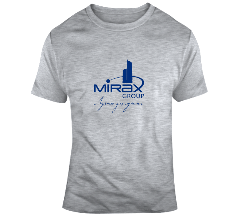 Mirax Group Logo T Shirt