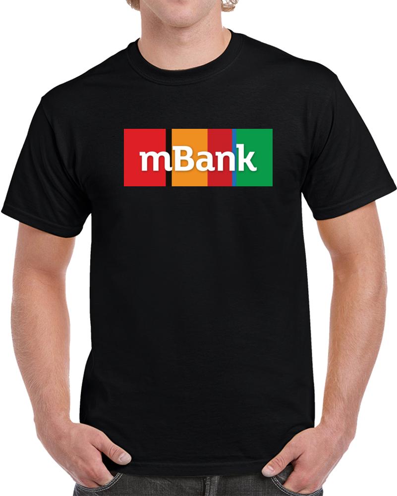 Mbank Logo T Shirt