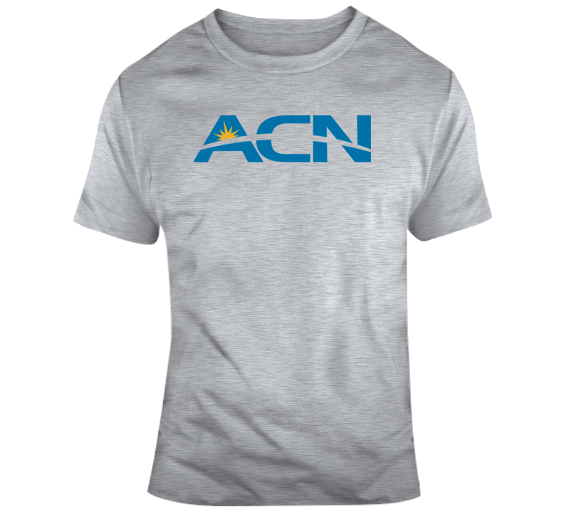 Acn Logo T Shirt