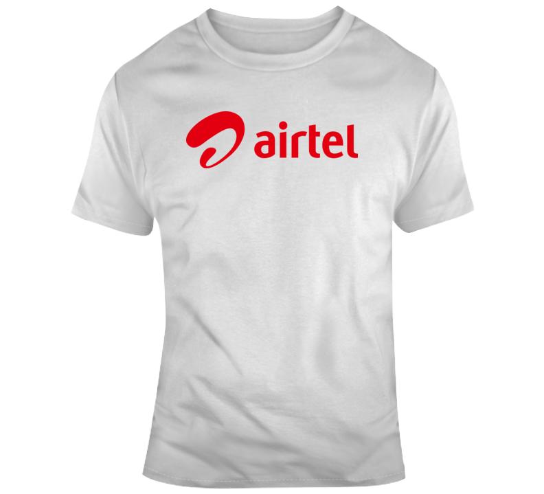 Airtel Logo T Shirt