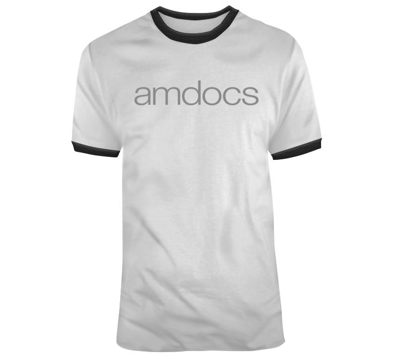 Amdocs Logo T Shirt