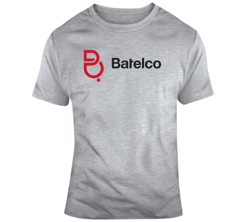 Batelco Logo   T Shirt