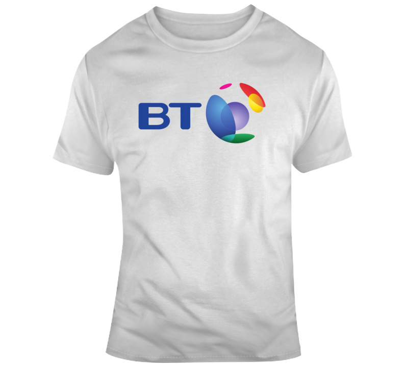 Bt Group Logo  T Shirt