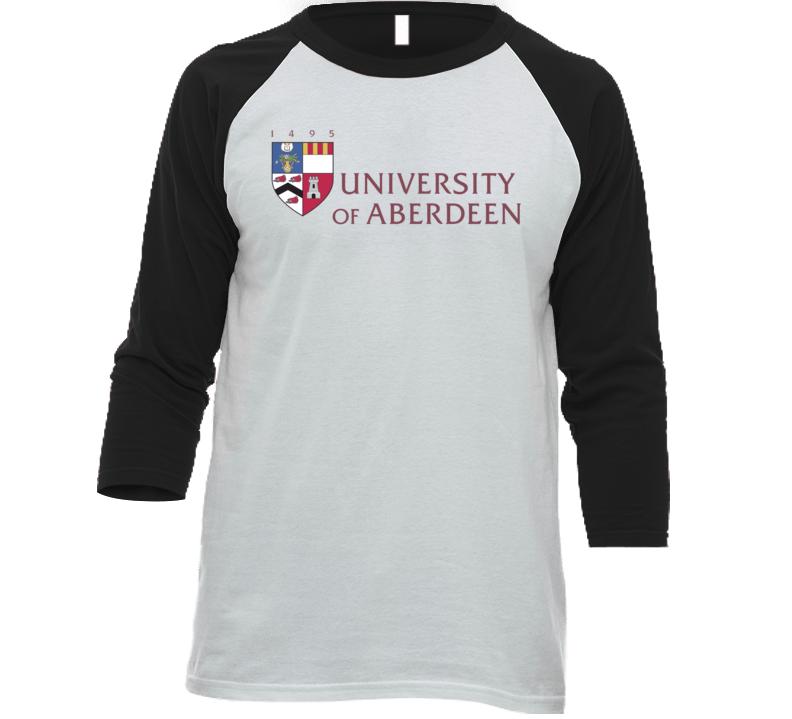 University Of Aberdeen  T Shirt