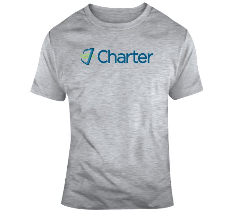 Charter Logo  T Shirt