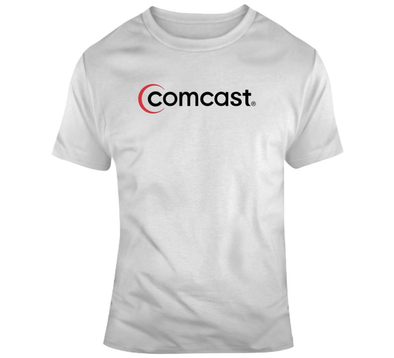 Comcast Logo  T Shirt