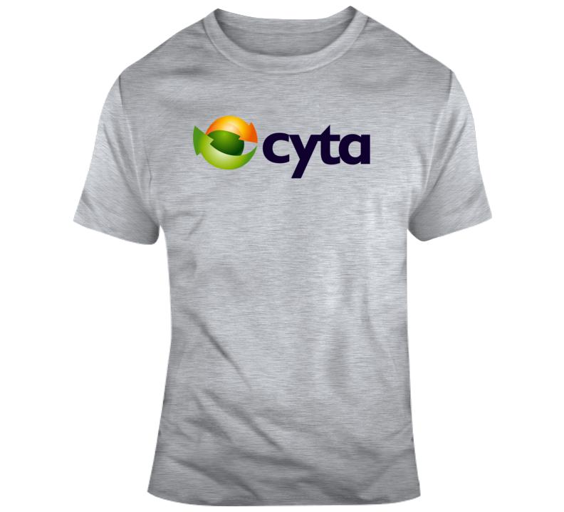 Cyta Logo  T Shirt
