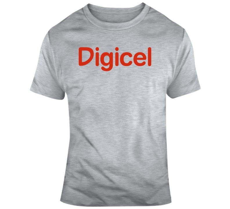 Digicel Logo  T Shirt
