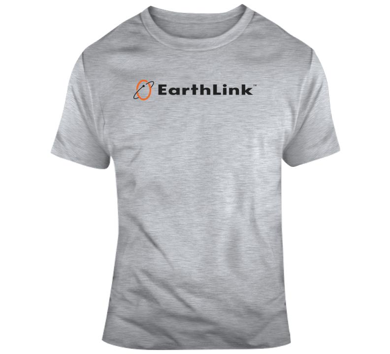 Earthlink Logo  T Shirt