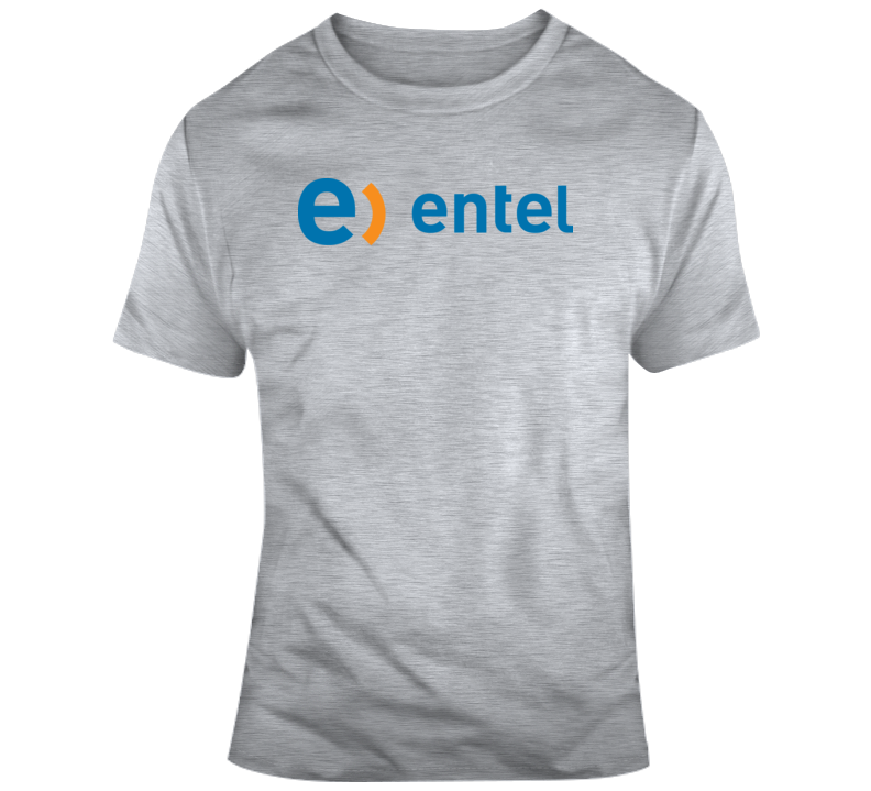 Entel Logo  T Shirt