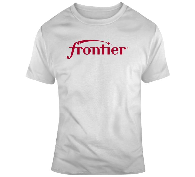 Frontier Logo  T Shirt