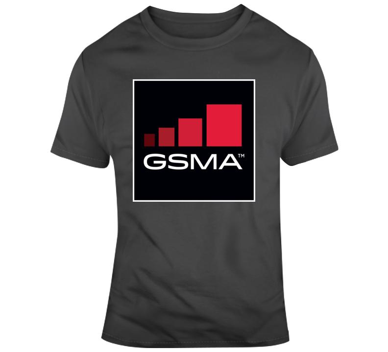 Gsma Logo  T Shirt