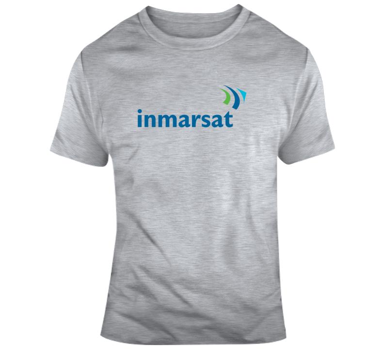 Inmarsat Logo  T Shirt