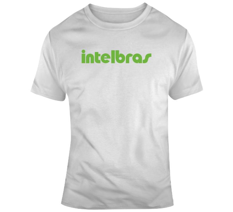 Intelbras Logo  T Shirt