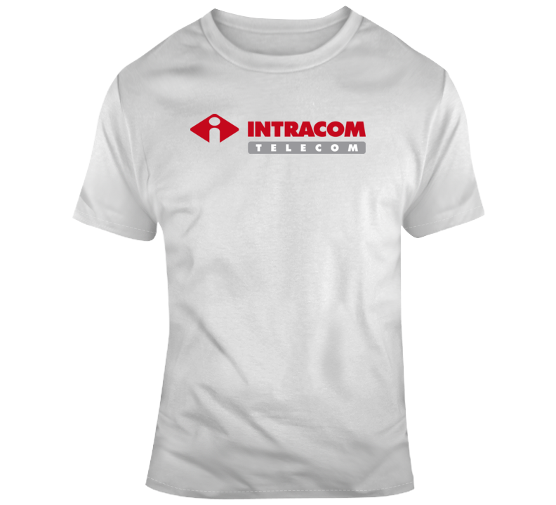Intracom Logo  T Shirt