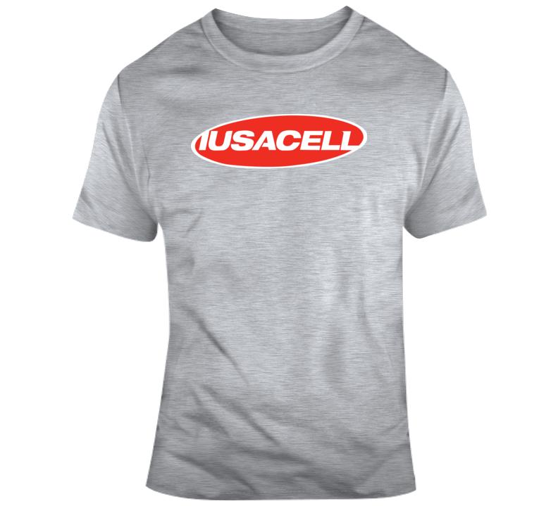 Iusacell Logo  T Shirt
