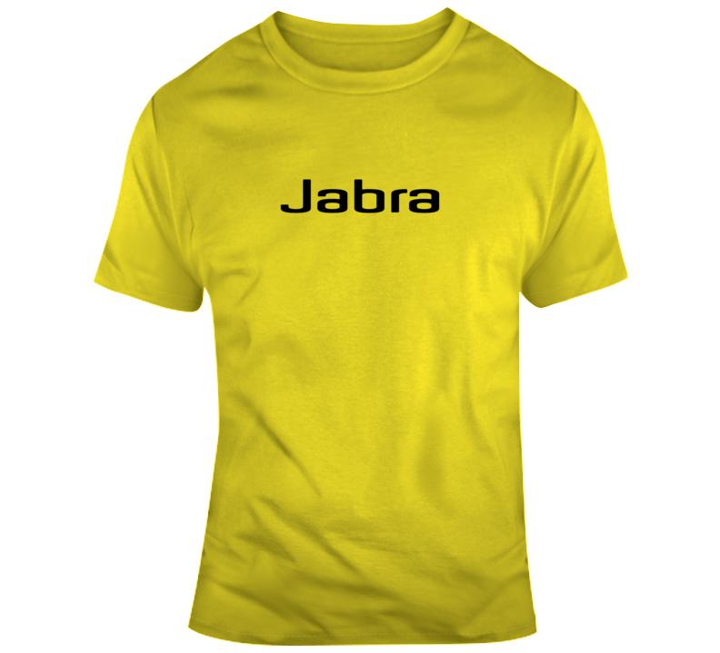 Jabra Logo  T Shirt