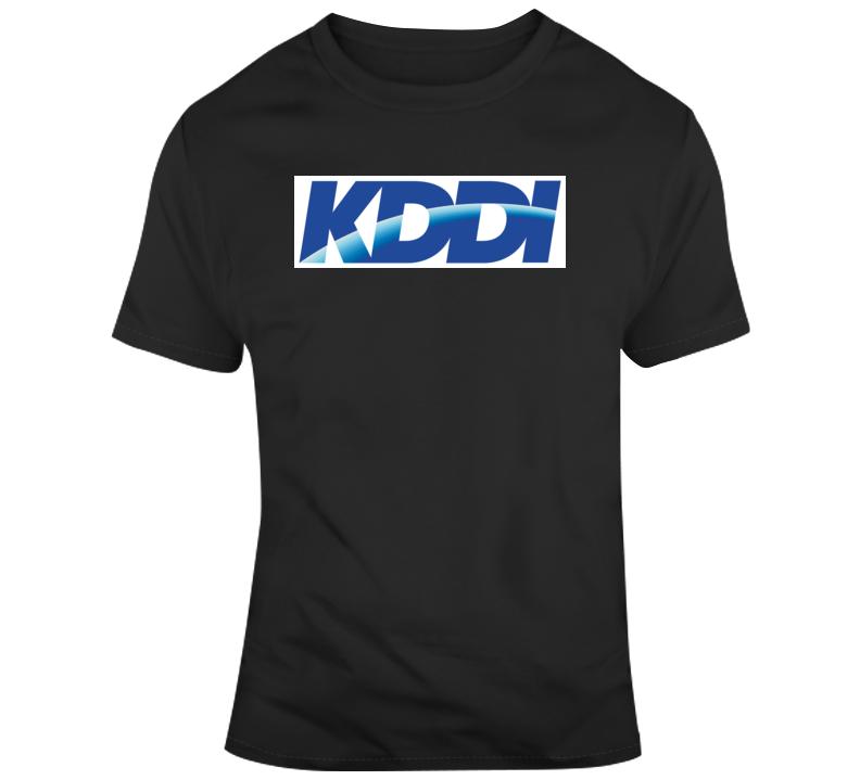 Kddi Logo   T Shirt