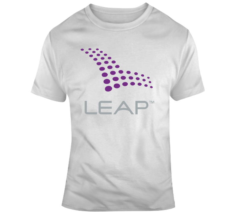 Leap Wireless Logo  T Shirt