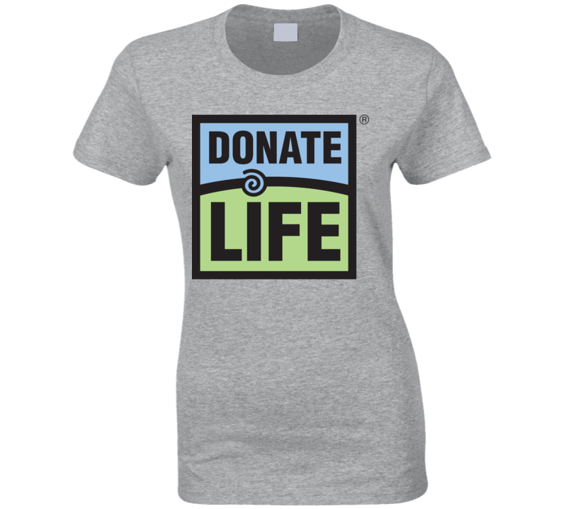 Donate Life Logo T Shirt