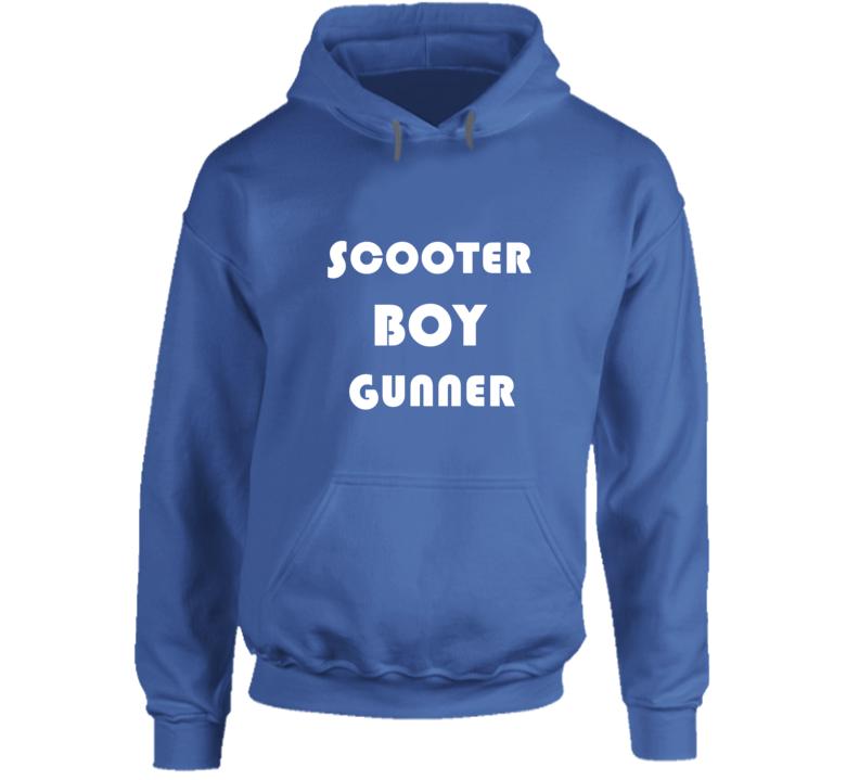 Scooter Boy Gunner Hoodie
