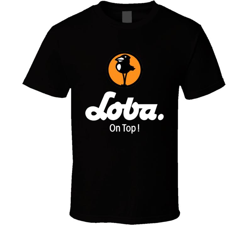 Loba Logo Cool T Shirt