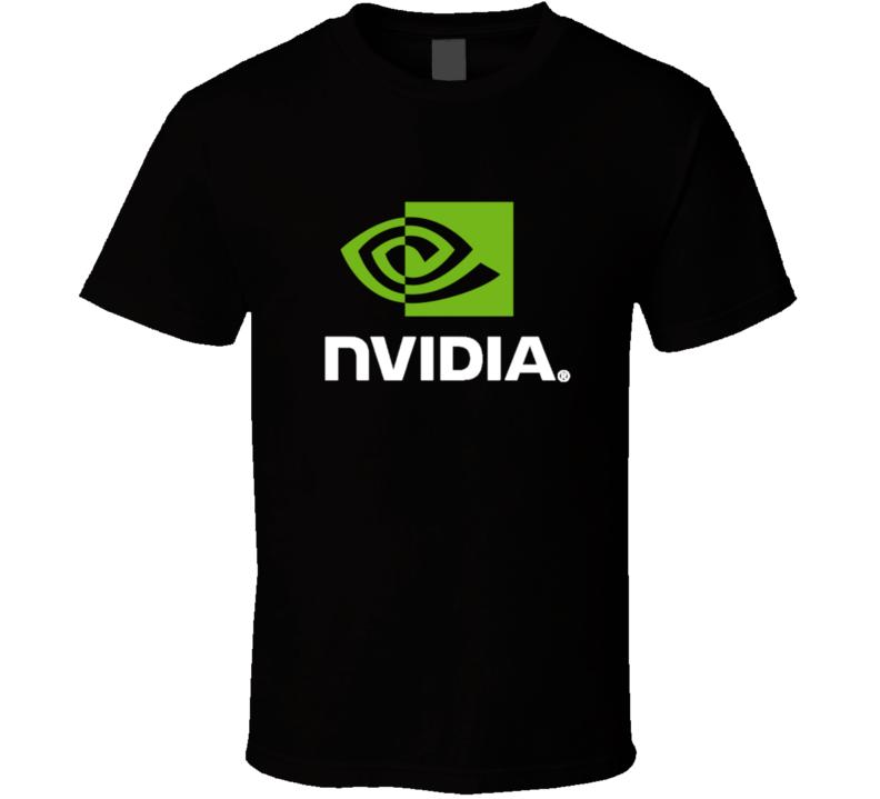Nvidia Logo T Shirt