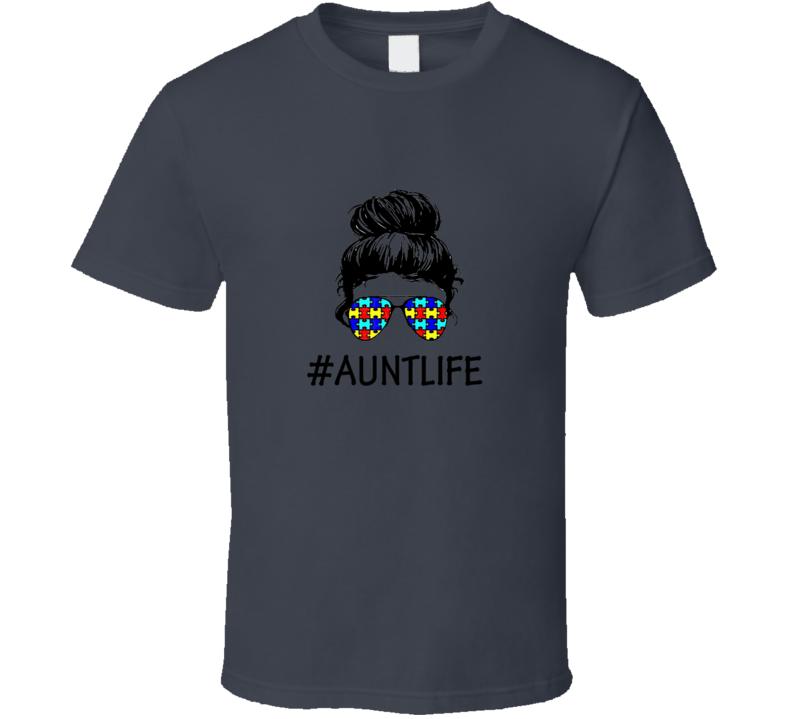 Aunt Life  T Shirt