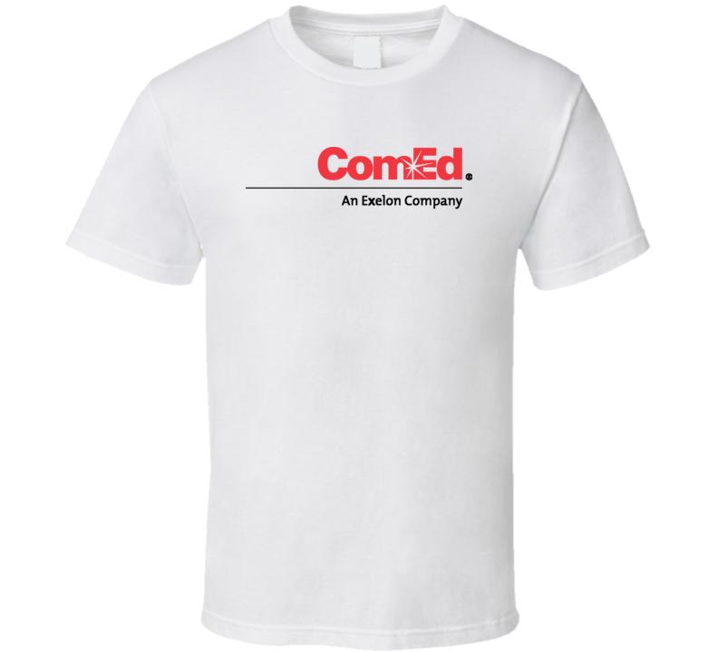 Comed Logob T Shirt