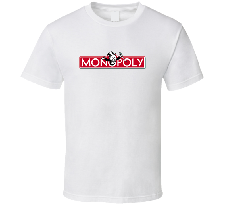 Monopoly Game Board T Shirt