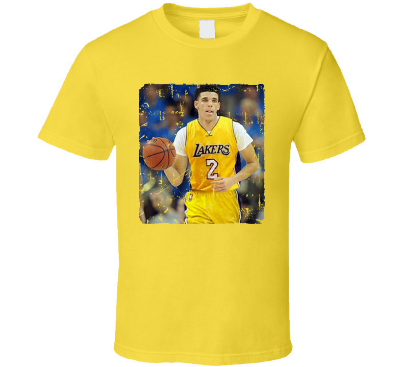 Lakers Lonzo Ball T-Shirt