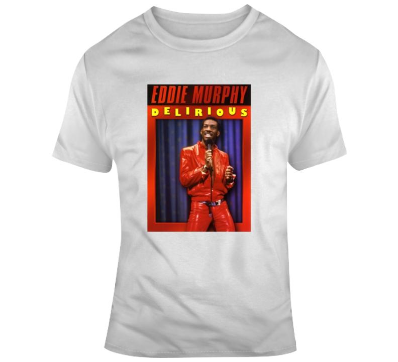 Eddie Murphy Delirious Comedy T Shirt