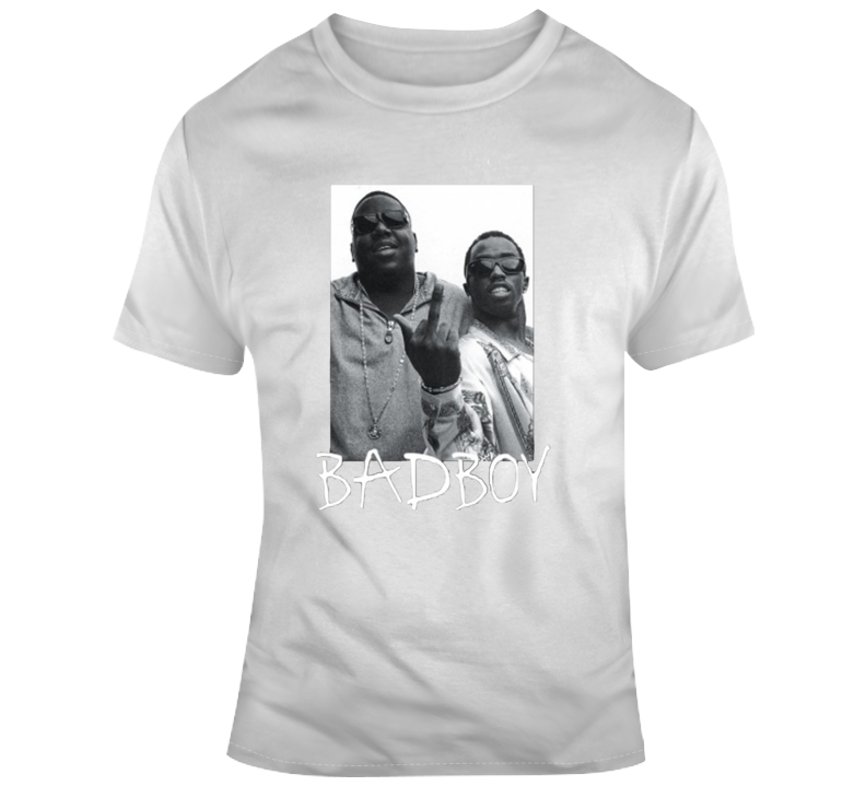 Bad Boy Biggie T Shirt