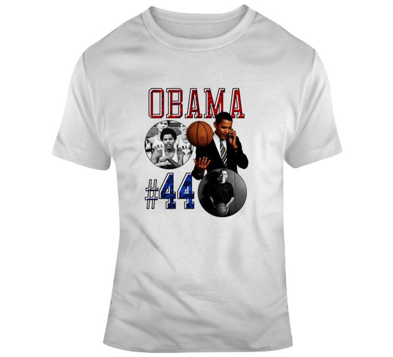 Obama Hoop Dreams T Shirt