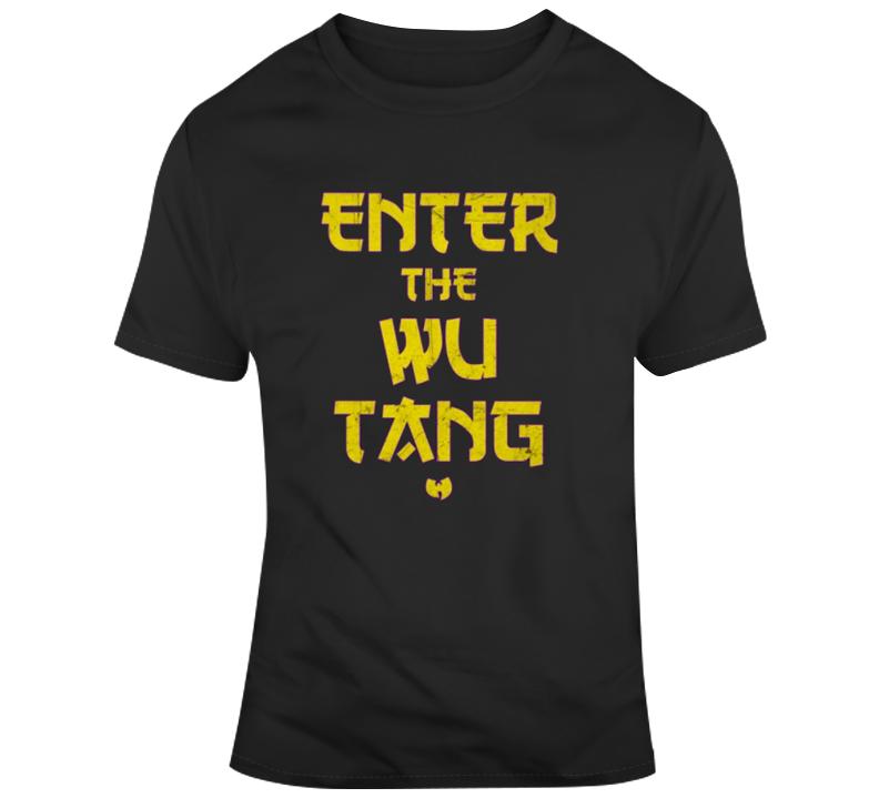 Enter The Wu-tang T Shirt