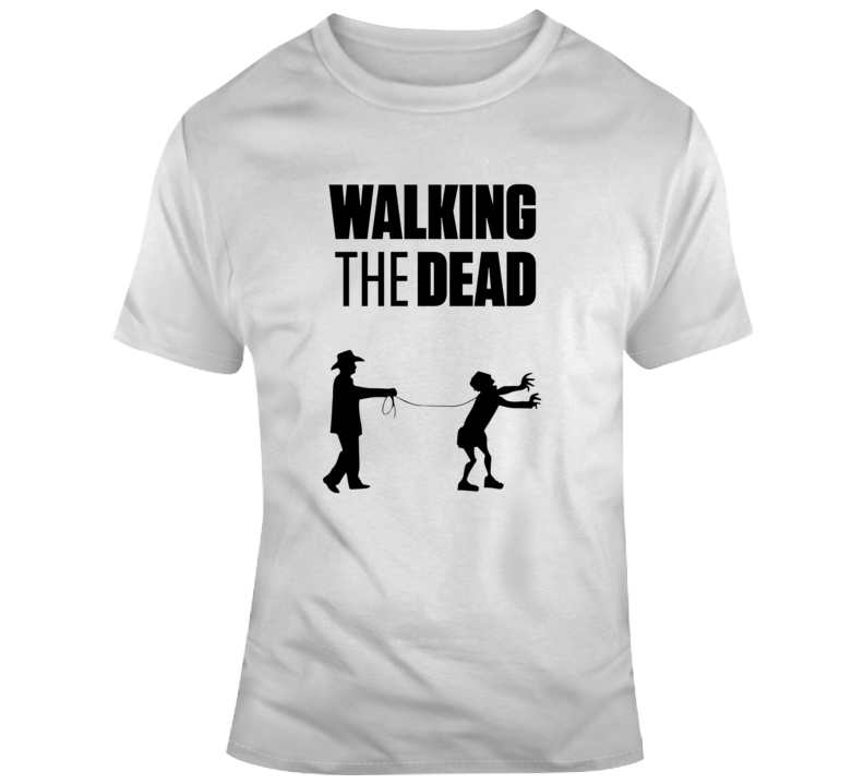 Walking The Dead T Shirt