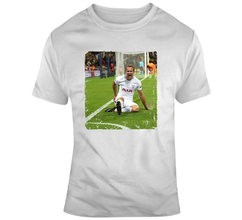 Harry Kane England Golden Boot T Shirt Grunge T Shirt