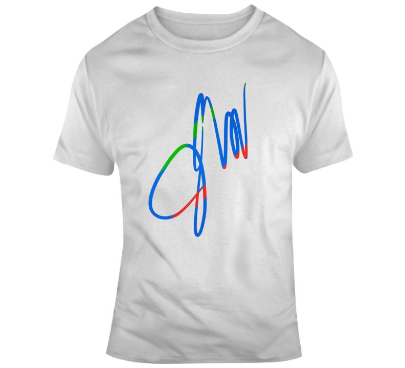 Cool Jake Paul Signature T-shirt