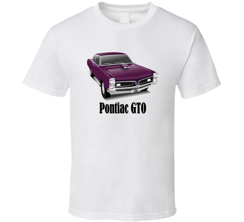 Pontiac GTO T Shirt