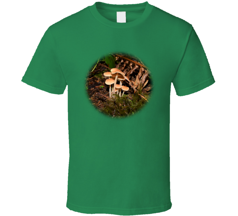 Mushrooms T Shirt