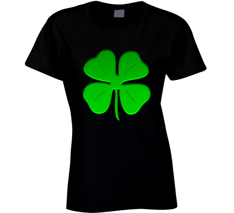 Four Leaf Clover T Shirt