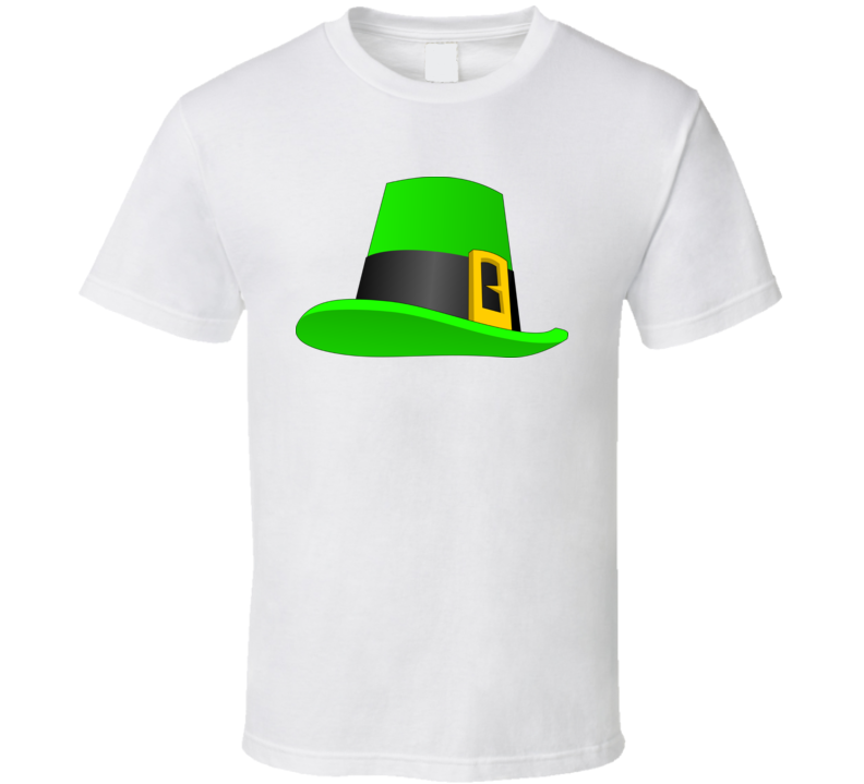 Leprechaun Hat T Shirt