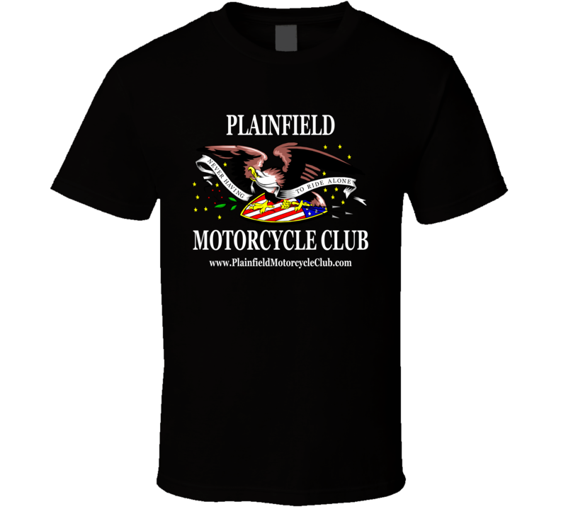 Plainfield Motorcycle Club v.1 T Shirt