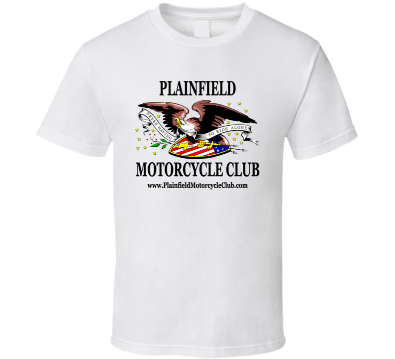 Plainfield Motorcycle Club v.2 T Shirt