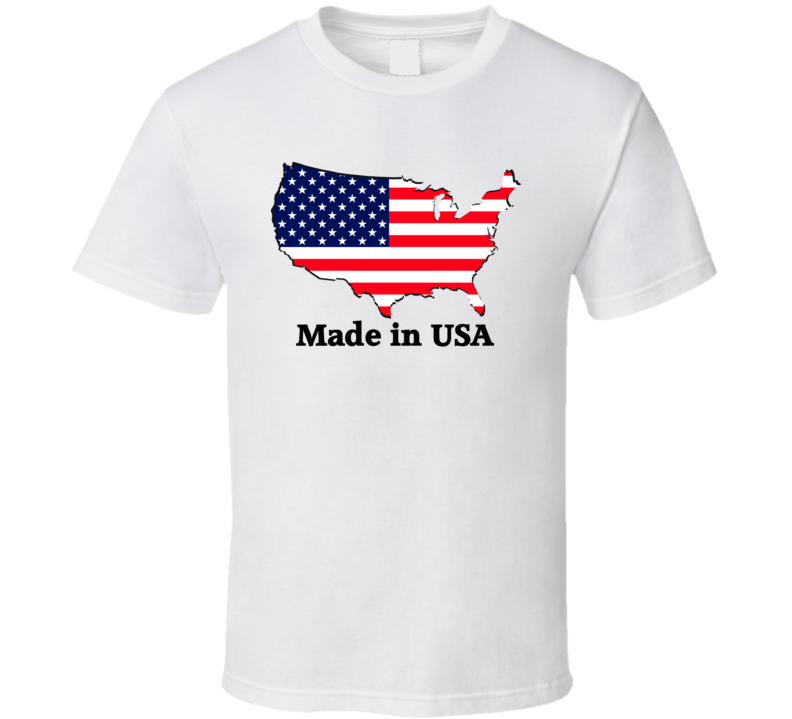 Made in USA v.1 T Shirt